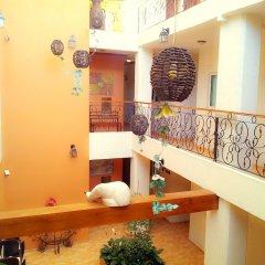 Отель Alcazar Гвадалахара интерьер отеля