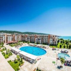 Отель Prestige Mer d'Azur балкон