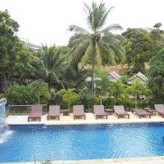Отель Hatzanda Lanta Resort Ланта бассейн фото 2
