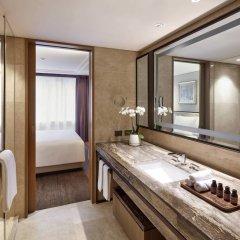 Отель JW Marriott Hotel Seoul Южная Корея, Сеул - 1 отзыв об отеле, цены и фото номеров - забронировать отель JW Marriott Hotel Seoul онлайн ванная фото 2