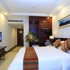Отель Nanfang Dasha Hotel Китай, Гуанчжоу - 1 отзыв об отеле, цены и фото номеров - забронировать отель Nanfang Dasha Hotel онлайн комната для гостей фото 4
