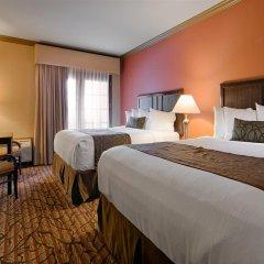 Отель BEST WESTERN PLUS Brookside Inn комната для гостей фото 4