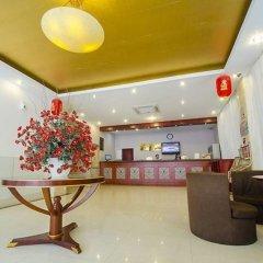 Отель GreenTree Inn Fujian Xiamen University Business Hotel Китай, Сямынь - отзывы, цены и фото номеров - забронировать отель GreenTree Inn Fujian Xiamen University Business Hotel онлайн интерьер отеля