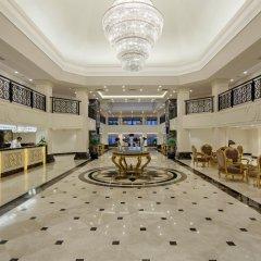 Bellis Deluxe Hotel Турция, Белек - 10 отзывов об отеле, цены и фото номеров - забронировать отель Bellis Deluxe Hotel онлайн интерьер отеля