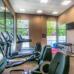 Отель Residence Inn Arlington Courthouse фитнесс-зал