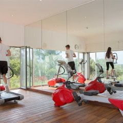 Hotel Castell dels Hams фитнесс-зал фото 4