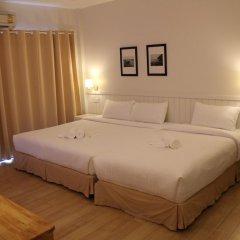 Отель Villa Gris Pranburi Таиланд, Пак-Нам-Пран - отзывы, цены и фото номеров - забронировать отель Villa Gris Pranburi онлайн комната для гостей фото 3