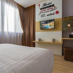 OneLoft Hotel удобства в номере фото 3