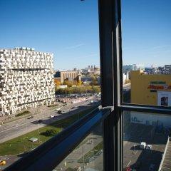 Гостиница Apart-Hotel Ekoliner в Москве отзывы, цены и фото номеров - забронировать гостиницу Apart-Hotel Ekoliner онлайн Москва балкон