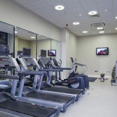 Отель Holiday Inn London Kensington Forum фитнесс-зал