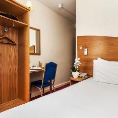 Отель Ambassadors комната для гостей фото 5