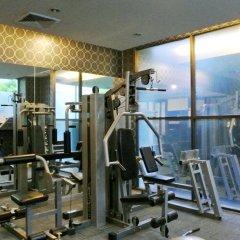 Отель Furamaxclusive Sukhumvit Бангкок фитнесс-зал