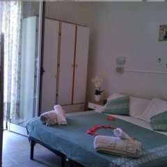 Отель Albergo Maria Gabriella Римини комната для гостей фото 2