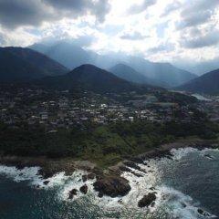 Minshuku Yakushima - Hostel Якусима приотельная территория