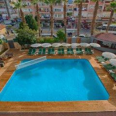 HMA Apart Hotel бассейн