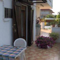Отель Bed & Breakfast Santa Fara балкон