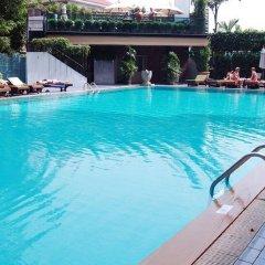 Golden Beach Hotel Pattaya бассейн фото 3