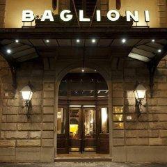 Grand Hotel Baglioni вид на фасад фото 2