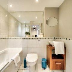 Отель City Riverview Apt Balcony & Parking Великобритания, Глазго - отзывы, цены и фото номеров - забронировать отель City Riverview Apt Balcony & Parking онлайн ванная