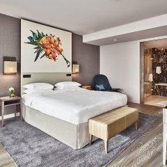 Отель Hyatt Regency Amsterdam комната для гостей фото 12