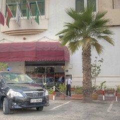 Отель Al Maha Regency ОАЭ, Шарджа - 1 отзыв об отеле, цены и фото номеров - забронировать отель Al Maha Regency онлайн парковка