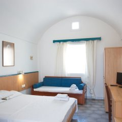 Отель Sunrise Studios Perissa комната для гостей фото 5