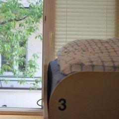 Tapir Hostel балкон