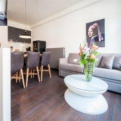 Отель East Quarter Apartments Нидерланды, Амстердам - отзывы, цены и фото номеров - забронировать отель East Quarter Apartments онлайн комната для гостей фото 3