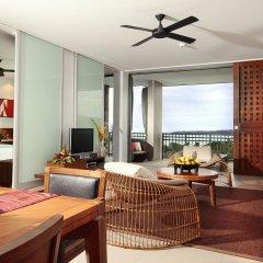 Отель Intercontinental Fiji Golf Resort & Spa Вити-Леву комната для гостей