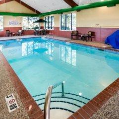Отель Quality Inn & Suites Mall Of America - Msp Airport Блумингтон бассейн фото 3