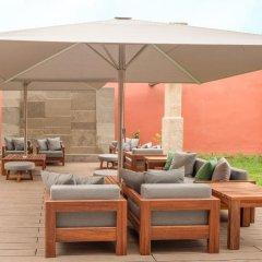 Отель NH Hotel Porto Jardim Португалия, Порту - отзывы, цены и фото номеров - забронировать отель NH Hotel Porto Jardim онлайн бассейн фото 3