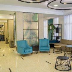 Отель Kuban Resort & AquaPark Болгария, Солнечный берег - отзывы, цены и фото номеров - забронировать отель Kuban Resort & AquaPark онлайн интерьер отеля фото 3