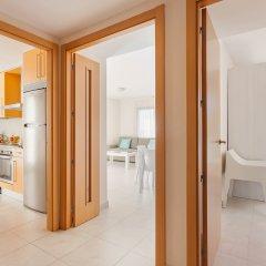 Отель Pierre & Vacances Residence Salou Испания, Салоу - отзывы, цены и фото номеров - забронировать отель Pierre & Vacances Residence Salou онлайн ванная