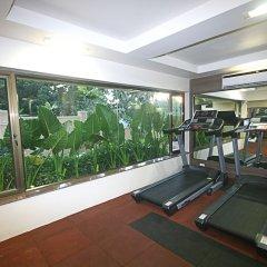 Отель Sandalwood Hotel & Retreat Индия, Гоа - отзывы, цены и фото номеров - забронировать отель Sandalwood Hotel & Retreat онлайн фитнесс-зал фото 4