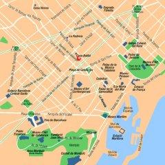 Отель Exe Cristal Palace Испания, Барселона - 12 отзывов об отеле, цены и фото номеров - забронировать отель Exe Cristal Palace онлайн городской автобус