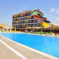 Blue Paradise Side Hotel - All Inclusive Сиде фото 6