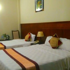 Gold Hotel Hue комната для гостей фото 3