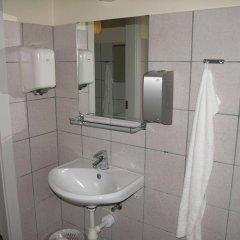 Отель POSTGAARDEN Фредерисия ванная