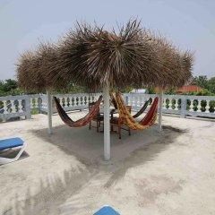 Отель Seastar Inn пляж фото 2