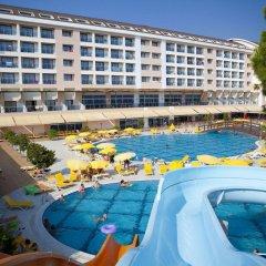 Отель Laphetos Beach Resort & Spa - All Inclusive бассейн