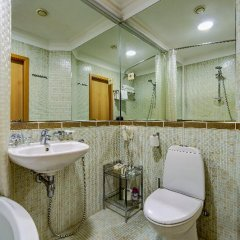 Мини-Отель Поликофф Стандартный номер с двуспальной кроватью фото 15