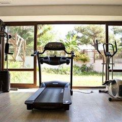 Отель Crystal Flora Beach Resort – All Inclusive фитнесс-зал фото 4