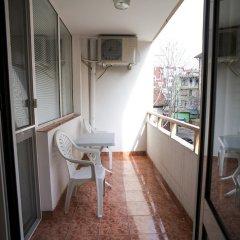 Отель Geo Milev Болгария, Пловдив - отзывы, цены и фото номеров - забронировать отель Geo Milev онлайн балкон
