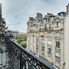 Отель Pavillon Porte De Versailles Франция, Париж - 3 отзыва об отеле, цены и фото номеров - забронировать отель Pavillon Porte De Versailles онлайн балкон