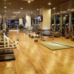Отель Grand Hotel Южная Корея, Тэгу - отзывы, цены и фото номеров - забронировать отель Grand Hotel онлайн фитнесс-зал фото 2