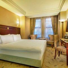 Отель Crowne Plaza Istanbul - Old City Стамбул комната для гостей