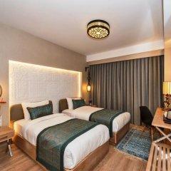 Aybar Hotel 4* Стандартный номер с двуспальной кроватью фото 17