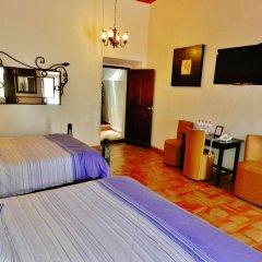 Hotel Rosa Morada Bed and Breakfast комната для гостей фото 3