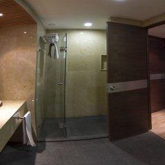 Отель El Diplomatico Hotel Мексика, Мехико - отзывы, цены и фото номеров - забронировать отель El Diplomatico Hotel онлайн ванная