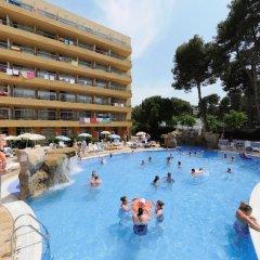 Отель Medplaya Hotel Calypso Испания, Салоу - отзывы, цены и фото номеров - забронировать отель Medplaya Hotel Calypso онлайн фото 6